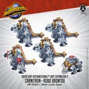 Monsterpocalypse - Destroyers - Carnitrons & Robo Brontox