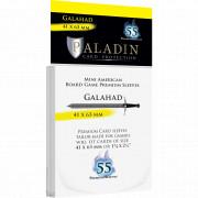 Sleeves Paladin - Galahad Mini American - 41 x 63 mm - 55p