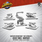 Monsterpocalypse - Destroyers -  U-Tanks and AAApebot