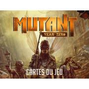 Mutant Year Zero : Cartes du jeu