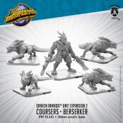 Monsterpocalypse - Protectors - Scavenger Vans and Scrapper