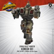 Monsterpocalypse - Destroyers - Globbicus