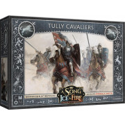 Le Trône de Fer : le Jeu de Figurines -  Cavaliers de la Maison Tully