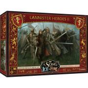 Le Trône de Fer : le Jeu de Figurines - Héros Lannister II