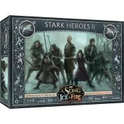 Le Trône de Fer : le Jeu de Figurines - Héros Stark II