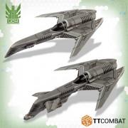 Dropzone Commander - UCM Archangel Interceptors