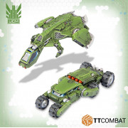Dropzone Commander - UCM Wolf Command LAV