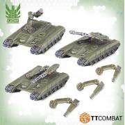 Dropzone Commander - UCM Sabre / Rapier