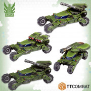 Dropzone Commander - UCM Wolverine Scout Buggies