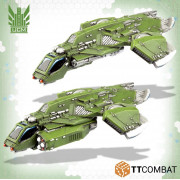 Dropzone Commander - UCM Titania Falcon Light Gunships
