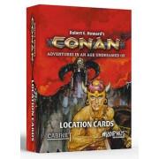 Conan - Location Cards