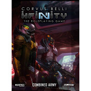 Infinity RPG - Combined Army supplement