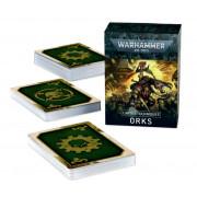 W40K : Datacards - Orks (9ème Edition)