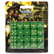 W40K : Dice Set - Orks