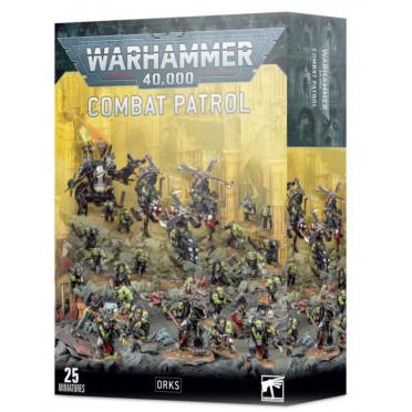 W40K : Combat Patrol - Orks