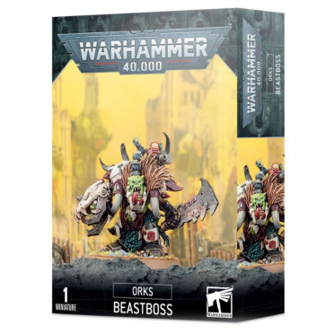 W40K : Orks - Beastboss