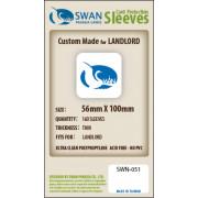 Swan Panasia - Card Sleeves Standard - 56x100mm - 160p