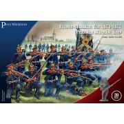 Prussian Infantery Skirmishing 1870-1871