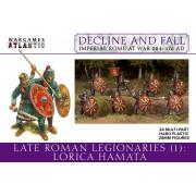 Late Roman Legionaries: Lorica Hamata