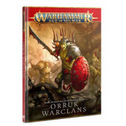 Age of Sigmar : Battletome - Orruk Warclans (3ème Edition)