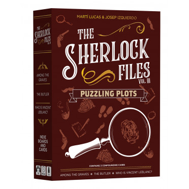 The Sherlock Files Volume 3 : Puzzling Plots