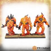 Fantasy Heroes - Fire Elementals