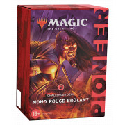 Magic The Gathering : Challenger Deck Pioneer - Mono rouge brûlant