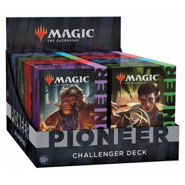Magic The Gathering : Lot des 4 Challenger Decks Pioneer 2021
