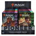 Magic The Gathering : Lot des 4 Challenger Decks Pioneer 2021 1
