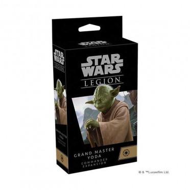 Star Wars Legion: Grand Master Yoda Commander Expansion