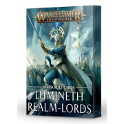Age of Sigmar : Warscroll Cards: Lumineth Realm-lords (copie)
