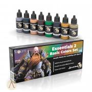 Scale75 - Essentials Basic Colors Set 2