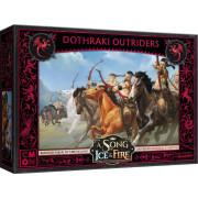 Le Trône de Fer : le Jeu de Figurines - Cavaliers Dothraki