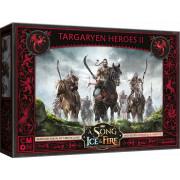Le Trône de Fer : le Jeu de Figurines - Héros Targaryen II