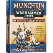 Munchkin Warhammer 40K : Flingues de la Foi