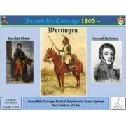 Incredible Courage 1805 : Wertingen