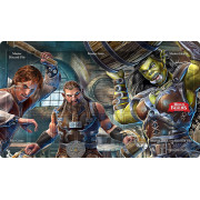 Hero Realms Campaign Playmat - Enthralled Regulars