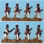 Mousquets & Tomahawks : US Regular Infantry (1812)