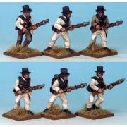 Mousquets & Tomahawks : US Militia 1 (1812)