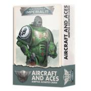 Aeronautica Imperialis : Adeptus Astartes Cards - Aircraft and Aces