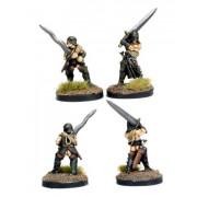 Ordre Militant - Enforcers (Paladins avec armes lourdes)