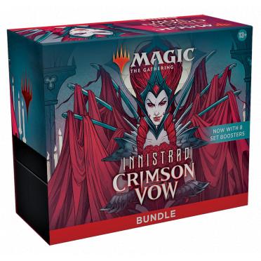 Magic The Gathering : Crimson Vow - Bundle