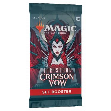 Magic The Gathering : Crimson Vow - Set Booster