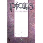 Ptolus Character Portfolio 5E