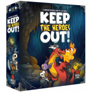 Keep the Heroes Out + 2 expansions - Kickstarter