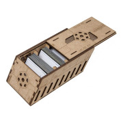 Deck Box Dicetroyers 250 Cartes - Crate