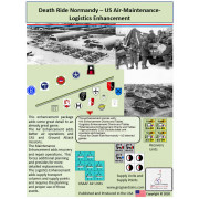 Death Ride Normandy - US Air-Maintenance-Logistics Enhancement