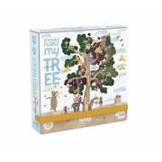 Puzzle 100 pièces - Pocket my Tree